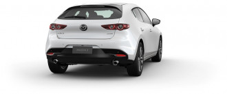 2021 Mazda 3 BP G20 Touring Hatchback image 14