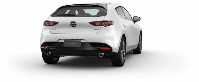 2021 Mazda 3 BP G20 Touring Hatchback Mobile Image 14