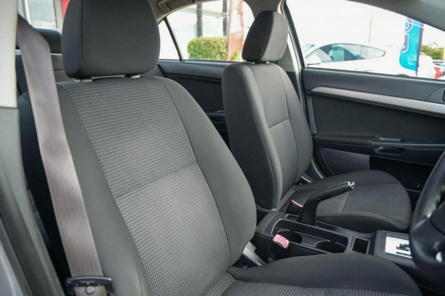 2008 Mitsubishi Lancer CJ MY08 ES Sedan Image 9
