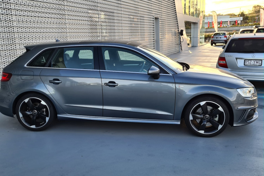 2016 Audi A3 8V MY16 Ambition Hatch