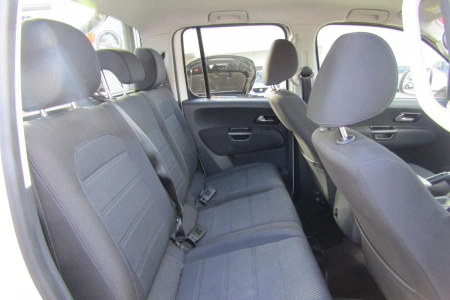 2018 Volkswagen Amarok 2H  TDI550 Sportline Dual cab Image 11