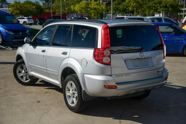 2012 Great Wall X240 CC6461KY MY12 Wagon Image 3