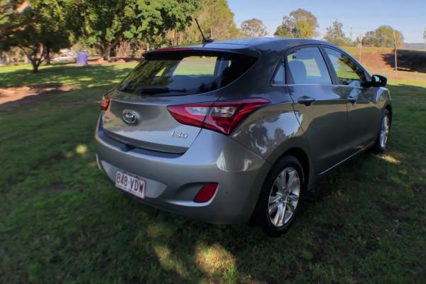 2012 Hyundai I30 GD Elite Hatch Image 3