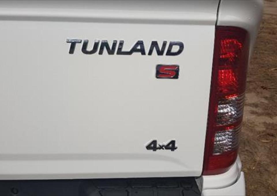 2017 Foton Tunland P201 Luxury Utility - dual cab