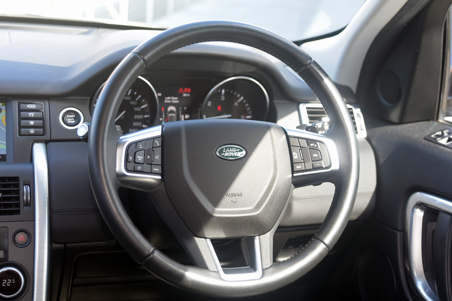 2015 MY16 Land Rover Discovery Sport L550 16MY SD4 Suv Mobile Image 10