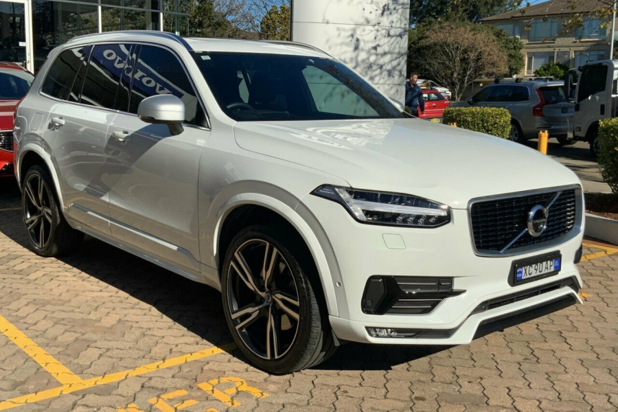 2017 Volvo XC90 L Series D5 Geartronic AWD R-Design Suv Mobile Image 3