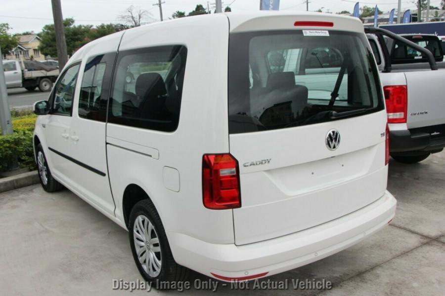 2020 Volkswagen Caddy 2K MY20 TSI220 SWB DSG Trendline Wagon