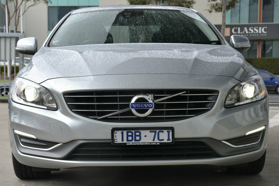 2013 MY14 Volvo S60 F Series MY14 D4 Geartronic Luxury Sedan