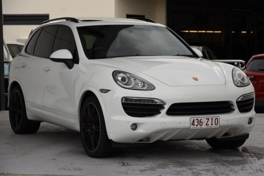 2014 MY15 Porsche Cayenne 92A MY15 S Suv