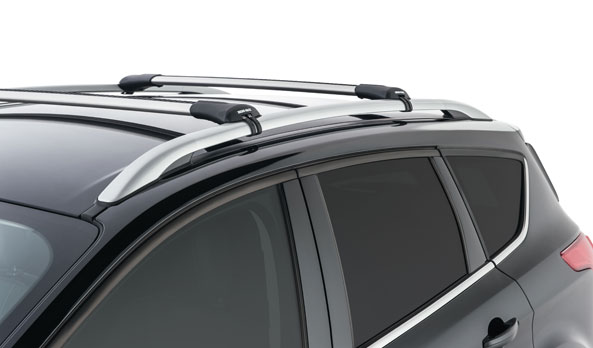 Carry Bars - Rhino-Rack Stealth - Silver - FLA