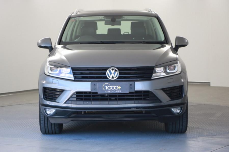 2015 Volkswagen Touareg 7P 150TDI Suv