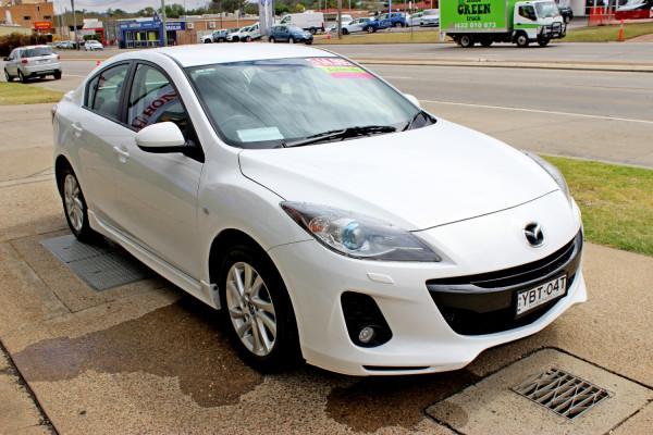 2013 Mazda Mazda3 BL1072  SP20 SP20 - SKYACTIV Sedan