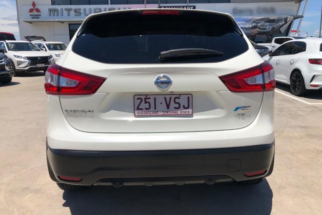 2015 Nissan QASHQAI J11 TS Suv Image 4