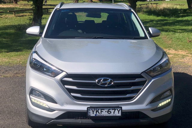 2018 Hyundai Tucson TL2 Active X Suv Image 3