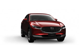 2021 MY20 Mazda CX-30 DM Series G25 Astina Wagon Image 5