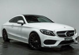 Mercedes-Benz C250 d 9G-TRONIC C205