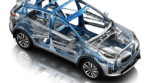 Sportage Strength and Safety, Hand in Hand