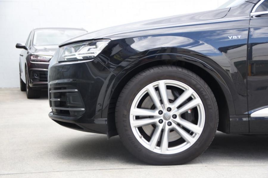 2016 MY17 Audi Sq7 4M MY17 TDI Suv