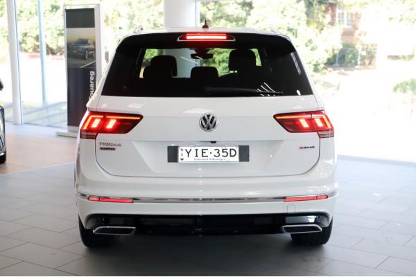2018 MY19 Volkswagen Tiguan 5N Highline Hatch Image 5
