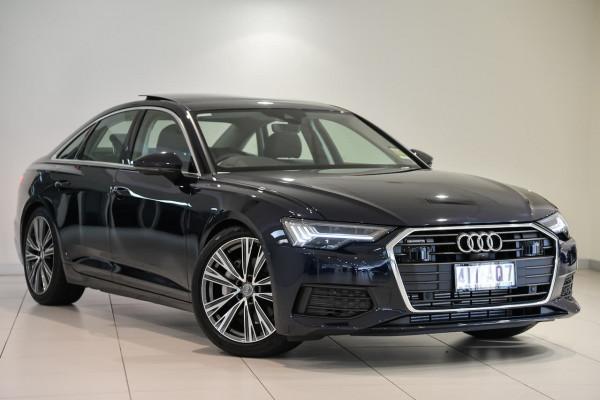 Audi A6 180kW 45 2.0L TFSI 7Spd Auto Quattro