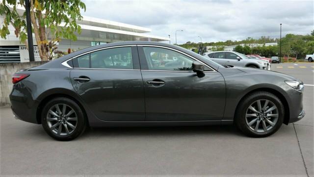 2021 Mazda 6 GL Series Touring Sedan Sedan Mobile Image 3