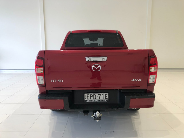 2020 MY21 Mazda BT-50 TF XTR 4x4 Dual Cab Pickup Ute Mobile Image 8