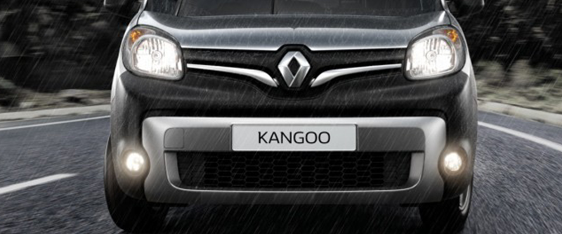 Kangoo Now even more capable