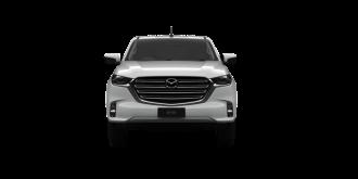 2020 MY21 Mazda BT-50 TF XTR 4x4 Pickup Cab chassis image 4