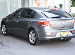 2012 Holden Cruze Vehicle Description. JH  II MY12 CD Hatch 5dr SA 6sp 1.8i CD Hatchback Image 3