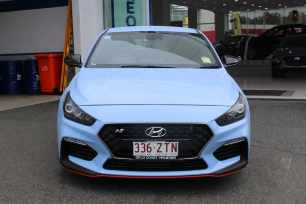 2019 MY20 Hyundai i30 PDe.3 N Performance Fastback Hatchback Image 2