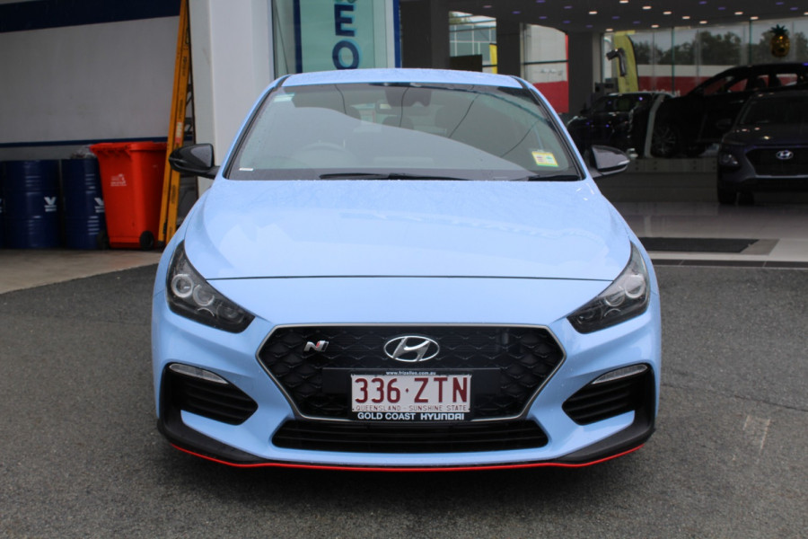 2019 MY20 Hyundai i30 PDe.3 N Performance Fastback Hatchback