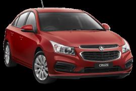 Holden Cruze Equipe Sedan JH Series II