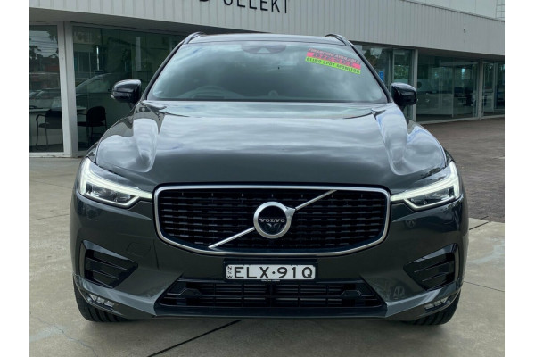 2019 MY20 Volvo XC60 246 MY20 D5 R-Design (AWD) Suv Image 2