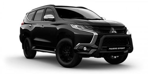 2020 MY19 Mitsubishi Pajero Sport QE Black Edition Suv