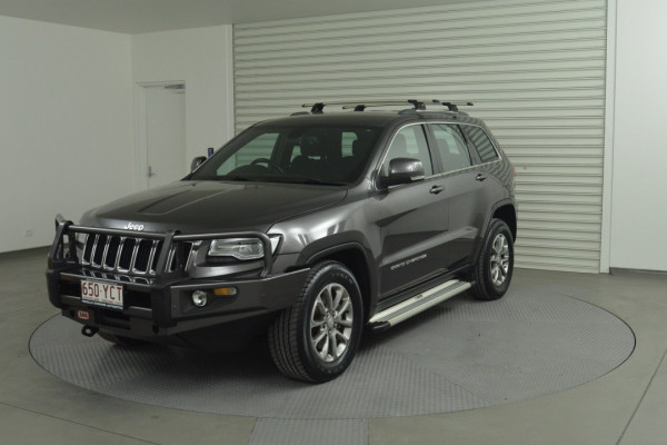 Jeep Grand Cherokee Laredo WK MY2014