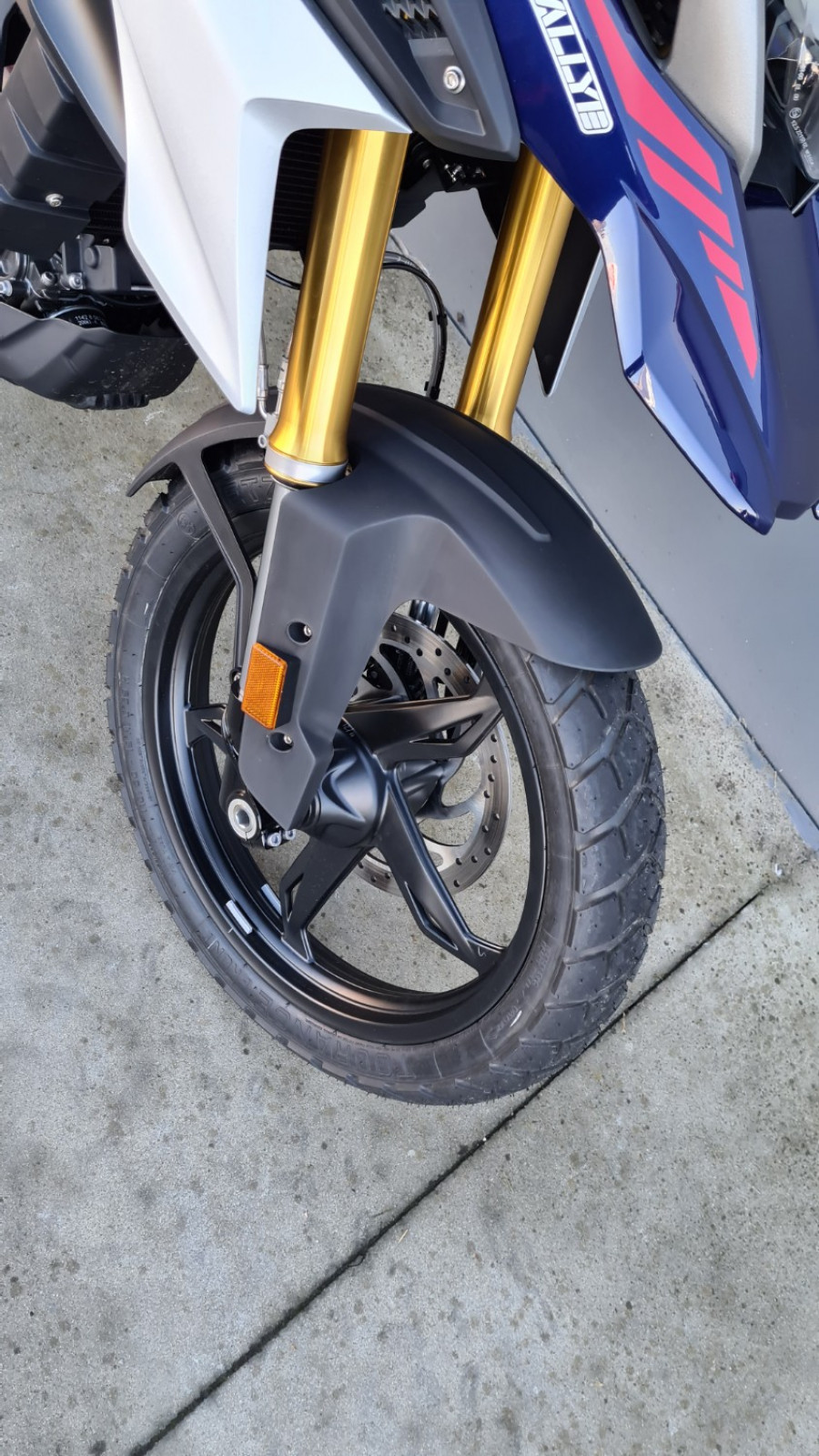 2021 BMW G 310 GS G G 310 GS Motorcycle Image 5