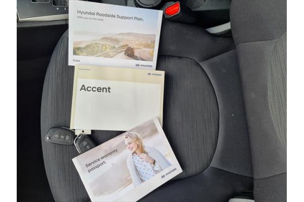 2018 Hyundai Accent RB6  Sport Hatchback Image 3
