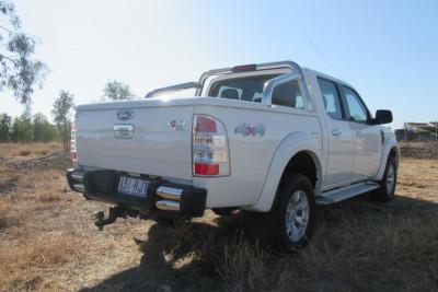 2010 Ford Ranger PK XLT Utility