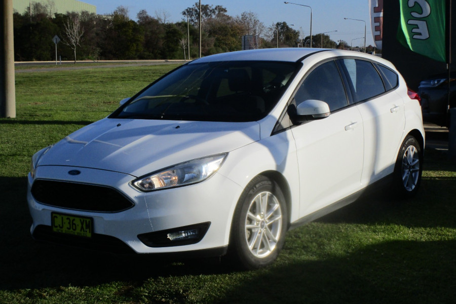 2016 Ford Focus LZ TREND Hatchback