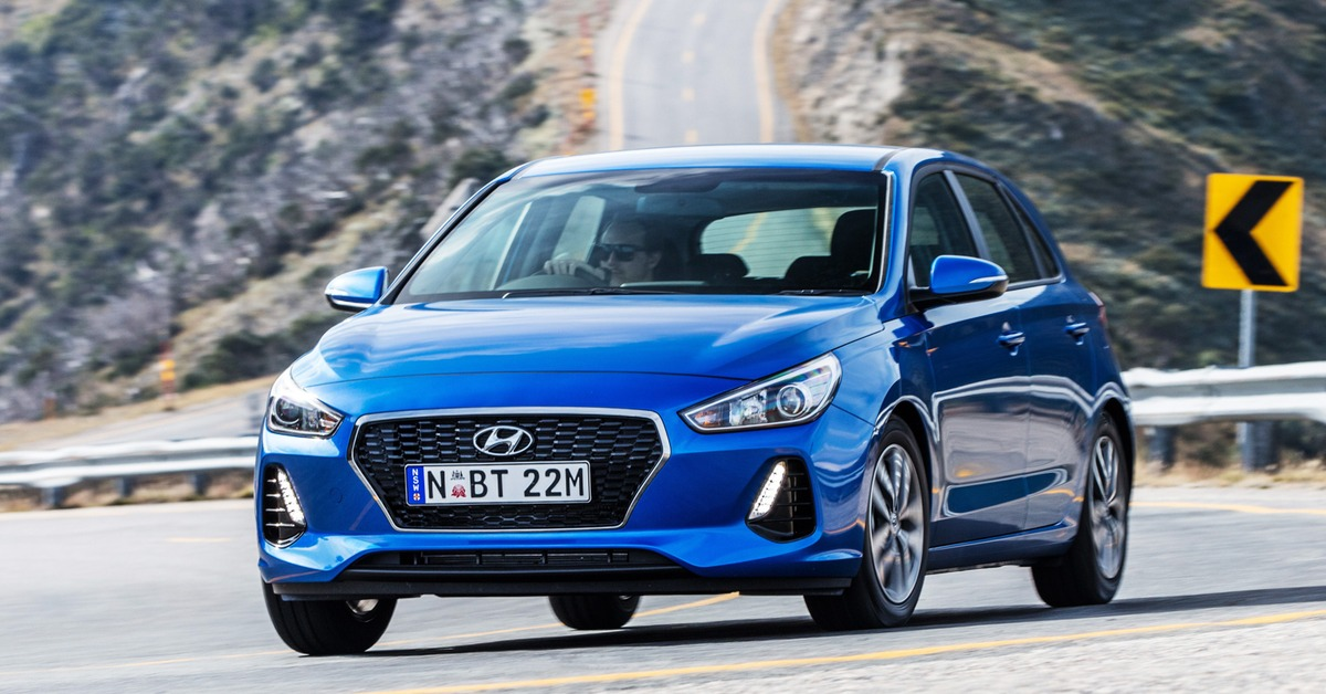 Hyundai i30 wins Carsales Family Car of the Year