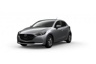 2020 Mazda 2 DJ Series G15 Pure Hatchback Image 2