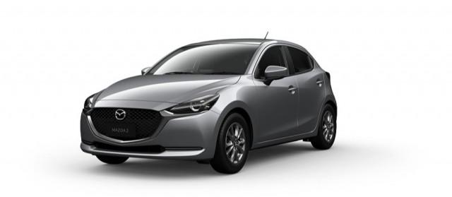 2020 Mazda 2 DJ Series G15 Pure Hatchback Mobile Image 2