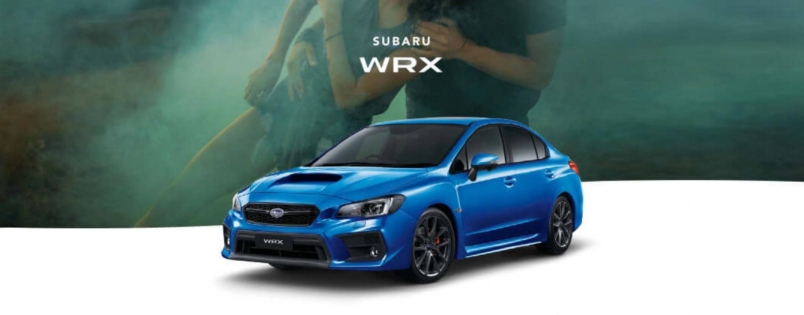 New Subaru WRX for sale in Brisbane - Cricks Highway Subaru