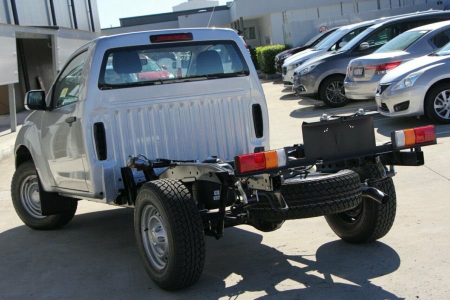 2019 Isuzu UTE D-MAX 4x2 SX Single Cab Chassis High-Ride Cab chassis