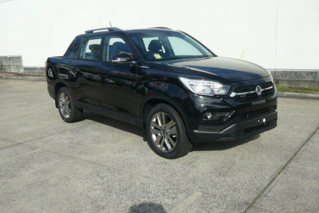 2018 SsangYong Musso Ultimate