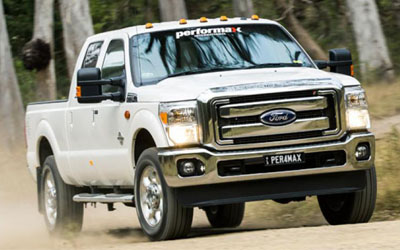 F-Truck 250 Lariat Key Features