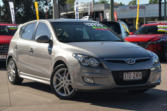 2011 Hyundai I30 FD  SR Hatchback