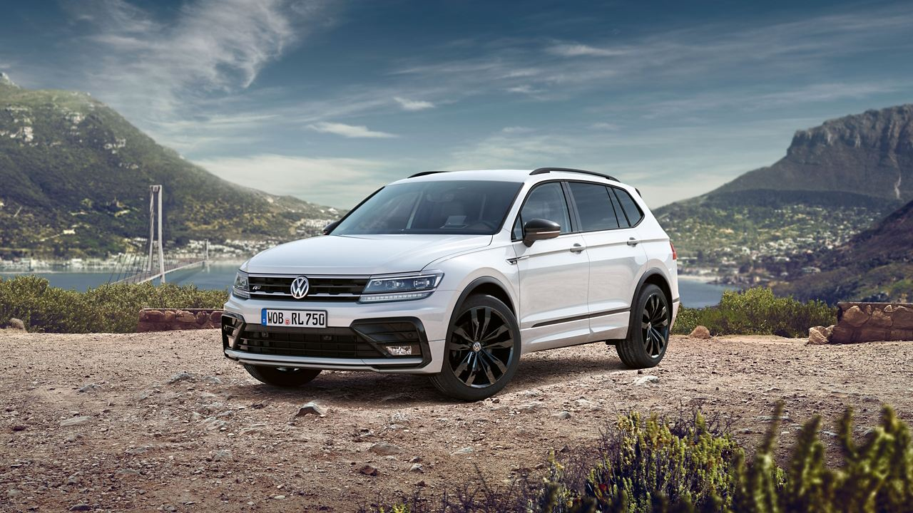 Tiguan Allspace <strong>Wolfsburg Edition</strong> Image