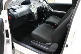 2007 Toyota Yaris NCP90R YR Hatchback Image 5