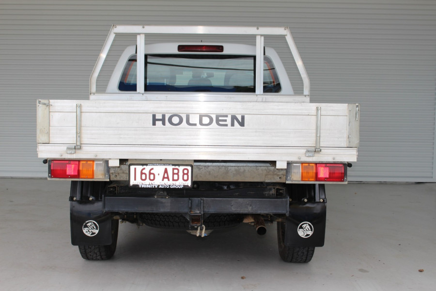 2016 Holden Colorado RG MY16 LS Cab chassis Image 6